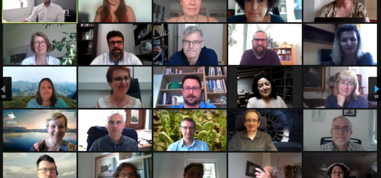 3rd MOBILISE All Hands Meeting virtually hosted by the Natural History Museum of Crete