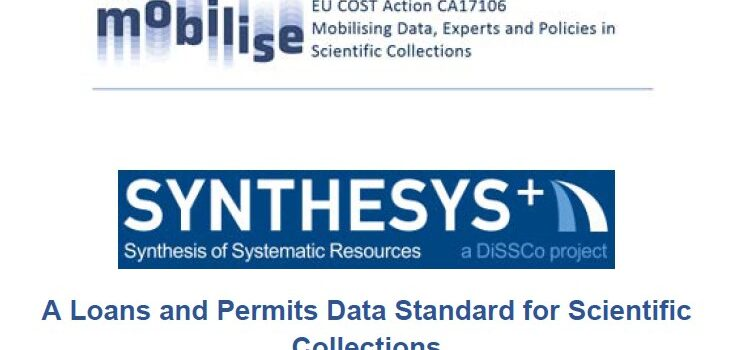 Joint virtual MOBILISE WG3 and SYNTHESYS+ NA3 workshop
